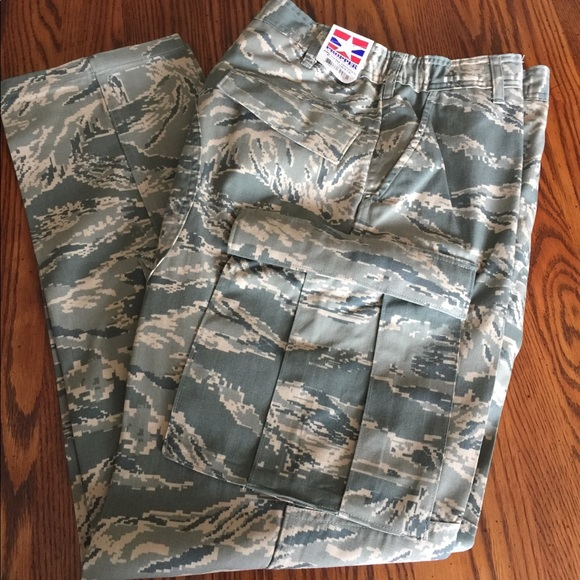 Propper Air Force ABU Tiger Camo Pants Trousers